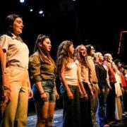 «Laura, vida y pasión», teatro para la memoria
