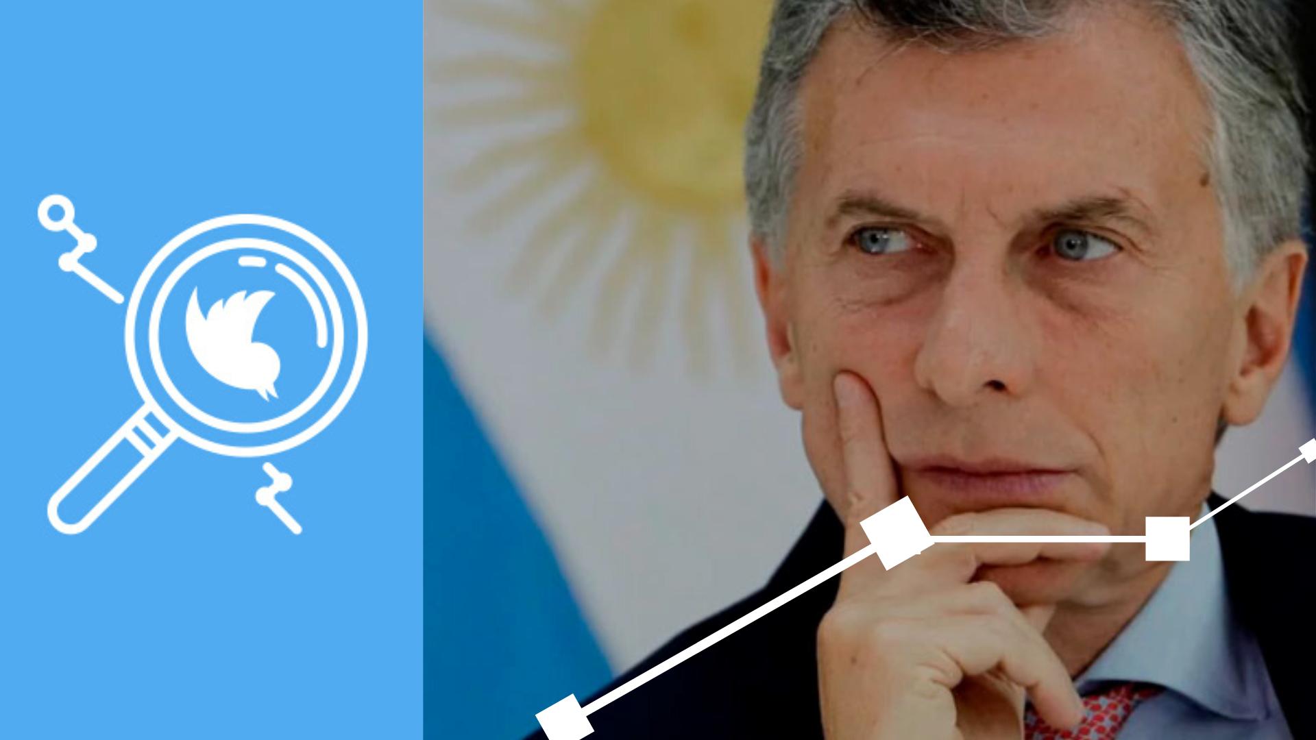 ¿Cómo tuiteó Mauricio Macri durante su gestión?: Análisis del expresidente en la red social de los 280 caracteres