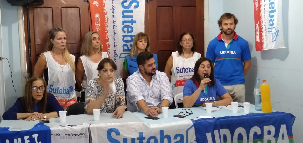Denuncian falta de vacantes en las escuelas de Esteban Echeverría