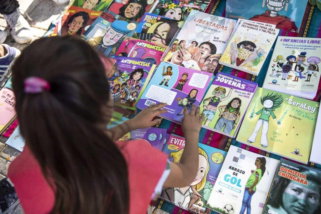 Lomas: llega la primera Feria del Libro infantil con perspectiva de géneros