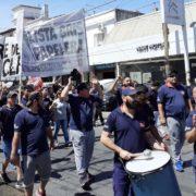 Los trabajadores de Kimberly Clark marcharán a La Plata