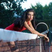 Mía Fedra: fue modelo, drag queen y hoy es la única tenista trans del mundo