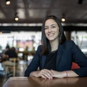 Verónica Silva, la joven que creó una app para promover la educación