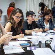 Comenzó el primer encuentro para la construcción de un plan contra las violencias