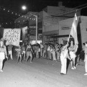 Breve historia de los carnavales en Monte Grande