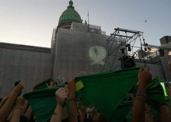 19F: «El proyecto por la legalización del aborto está en las calles»
