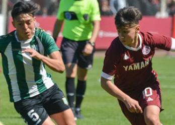 Agustín Rodríguez, la nueva joya de Selección de las inferiores de Lanús