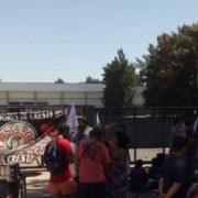 Cresta Roja: trabajadores despedidos fueron reprimidos por la Policía bonaerense