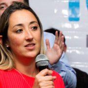 """Marina Lesci: """"Queremos que menos mujeres en Lomas de Zamora vean sus derechos vulnerados"""""""