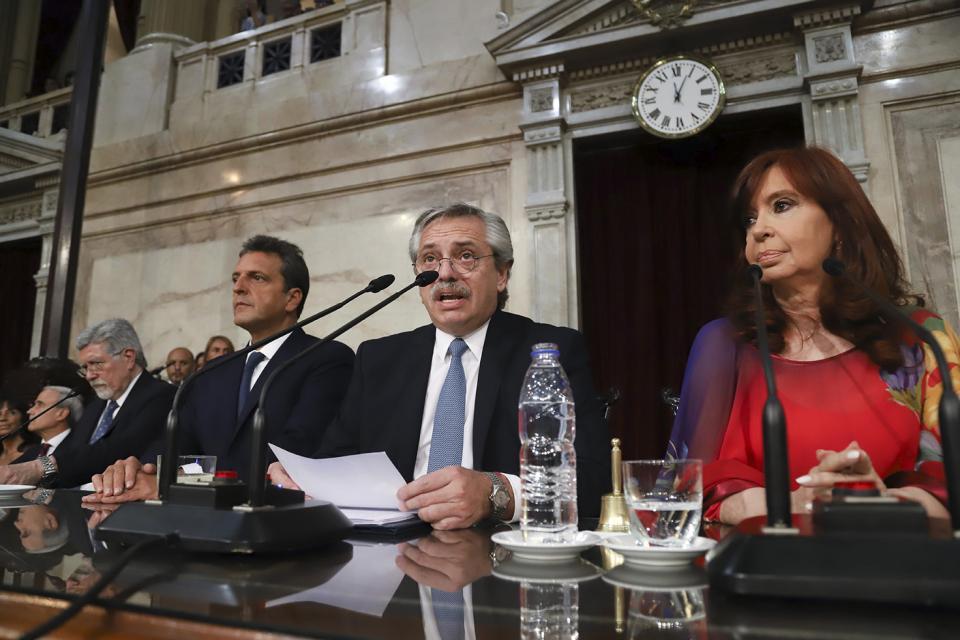 Apertura de sesiones: 5 anuncios clave del discurso de Alberto Fernández
