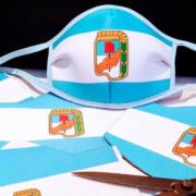 """Los tapabocas """"peronchos"""" para usar en la cuarentena"""