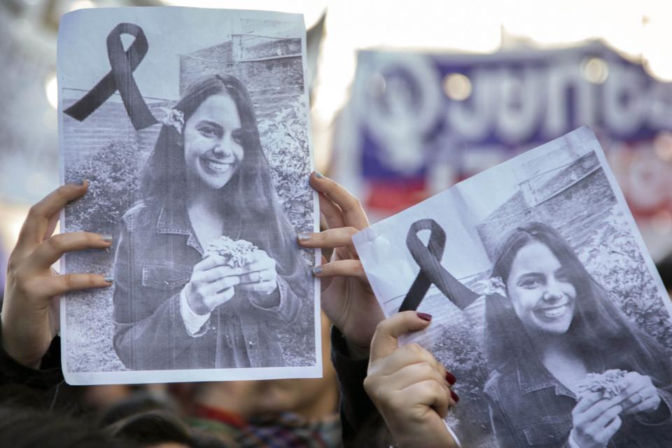 Condenaron a Marcos Bazán por el femicidio de Anahí Benítez y la semana próxima se sabrá la pena