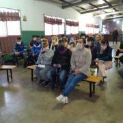 Unidad 40 de Lomas: con videollamadas dialogan con los presos para garantizar sus derechos