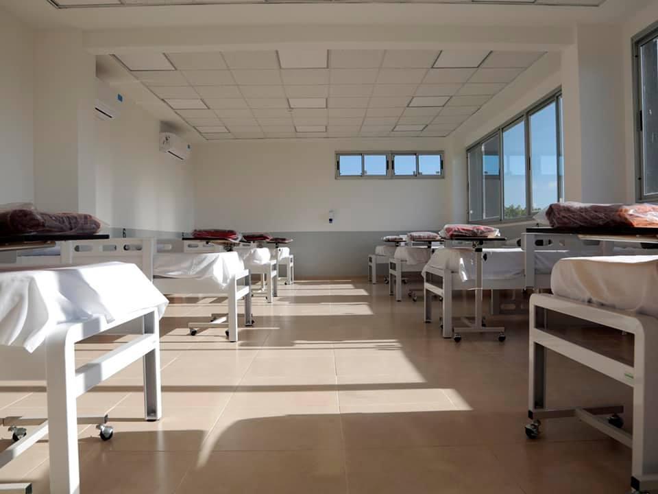 Los hospitales de Lomas, Lanús y Brown, preparados para enfrentar el pico por coronavirus