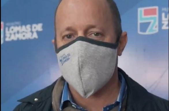 Martín Insaurralde tiene coronavirus y está aislado