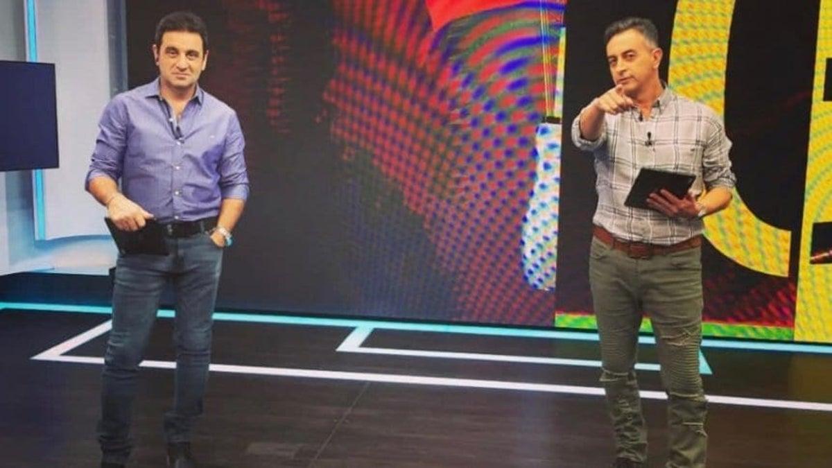 González y Lavecchia contaron cuál es el rol del periodismo deportivo en pandemia