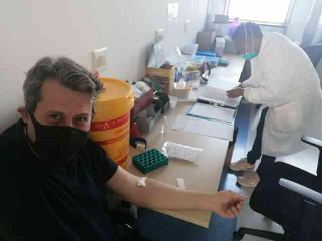 """Un argentino recibió la vacuna experimental contra el coronavirus: """"Soy muy optimista"""""""