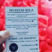 Kits de gestión menstrual: los reparten las socias de Los Andes para ayudar durante la pandemia