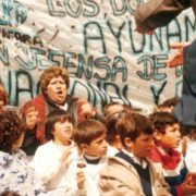 A 30 años del primer ayuno docente colectivo