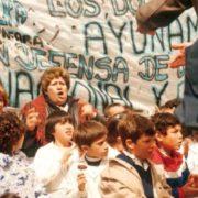 A 30 años del primer ayuno docente colectivo