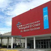 """Hospital El Cruce: presentaron un protocolo para brindar a los pacientes de Covid-19 """"una muerte digna y acompañada"""""""