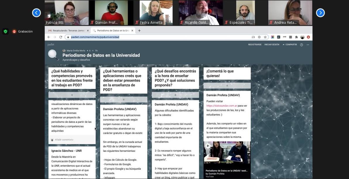 El desafío de enseñar a contar historias basadas en datos