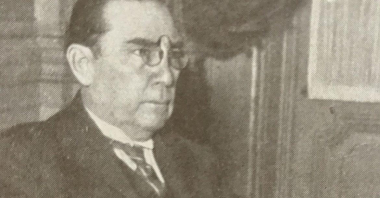 Publican libro sobre José Santos Salinas, el ministro riojano de Yrigoyen