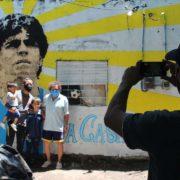 La casa de Maradona en Fiorito fue declarada Patrimonio Cultural