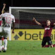 Lanús consiguió un milagro en el Morumbí y avanza en la Copa Sudamericana