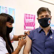 Coronavirus: la vacunación está en marcha en la región