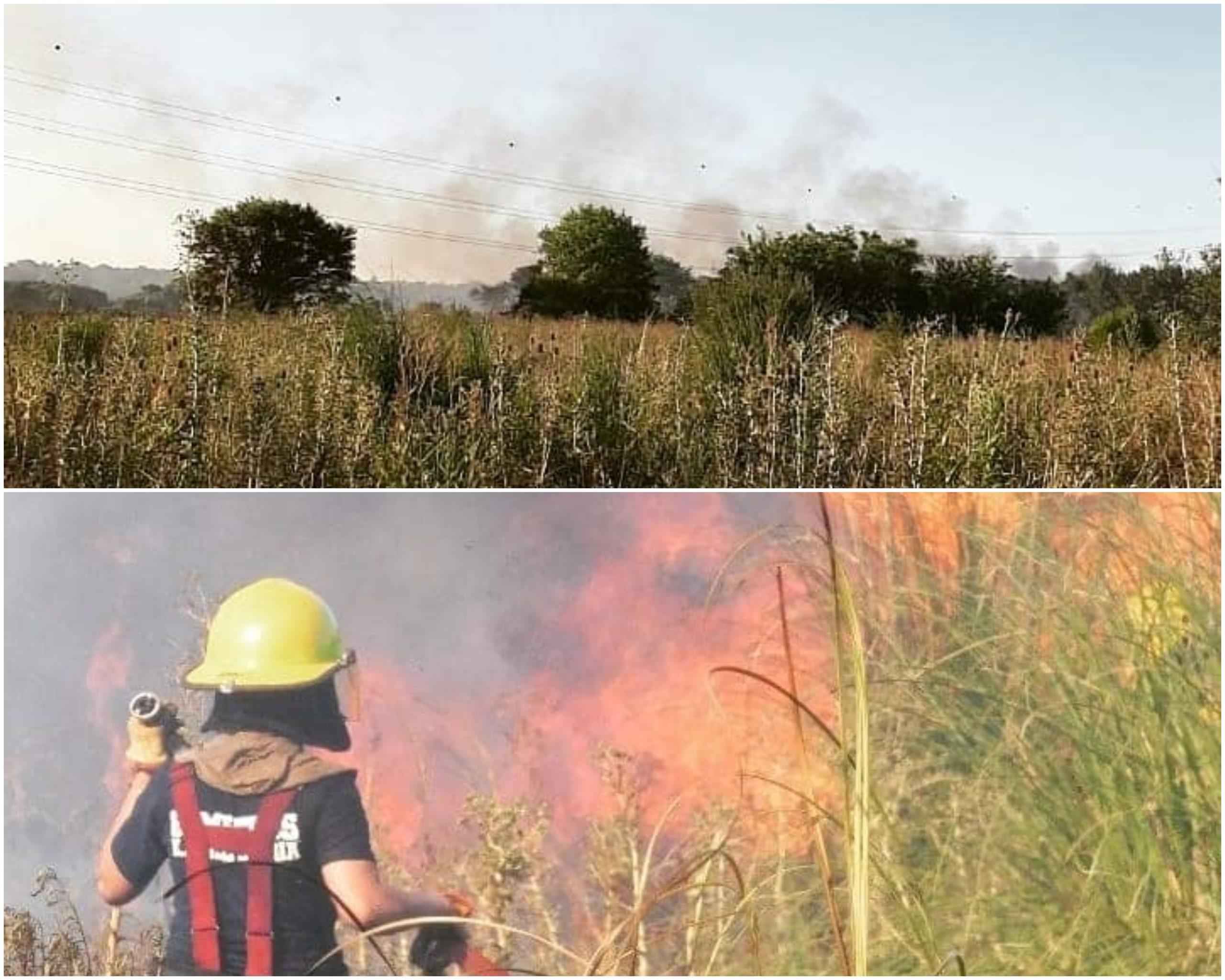 Laguna de Rocha: exigen alertas para combatir incendios