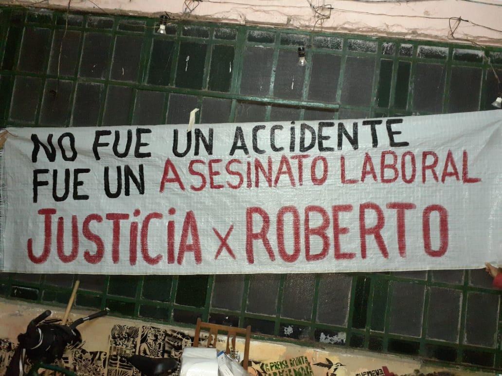 """Tren Roca: denuncian que la muerte del operario en Llavallol fue un """"asesinato laboral"""""""