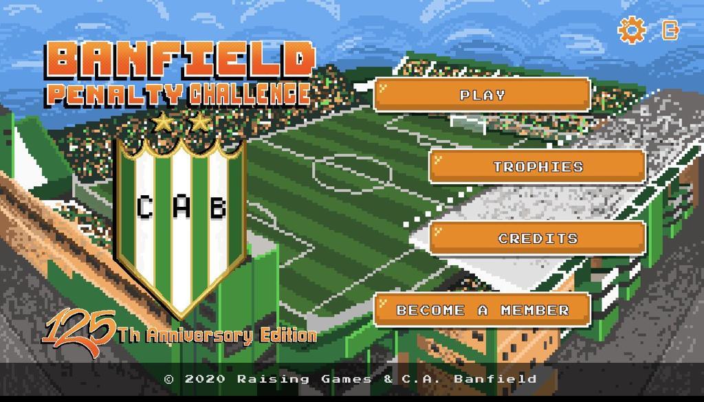 Diversión por goleada: conocé el videojuego online del Club Banfield