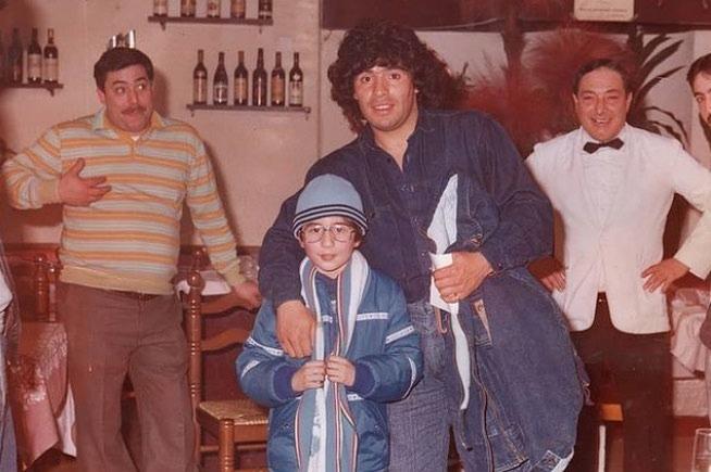 Proyecto Pelusa: mil fotos y la historia que faltaba por contar de Diego Maradona