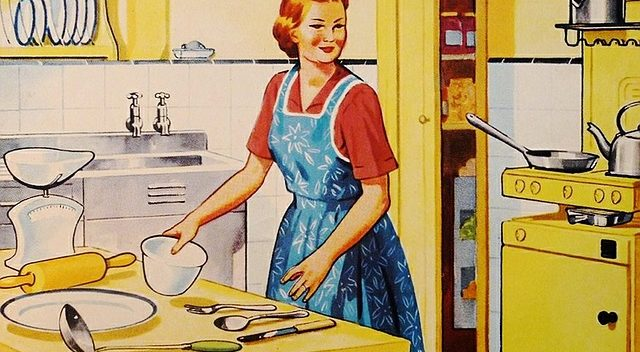 Las mujeres y el trabajo no remunerado: ¿el aplauso solo para el asador?