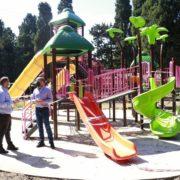 """La nueva plaza en el Parque de Lomas se llamará """"Joaquín Stefanizzi"""""""
