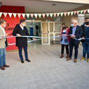 Almirante Brown: Trotta inauguró un jardín de infantes y obras en una escuela primaria