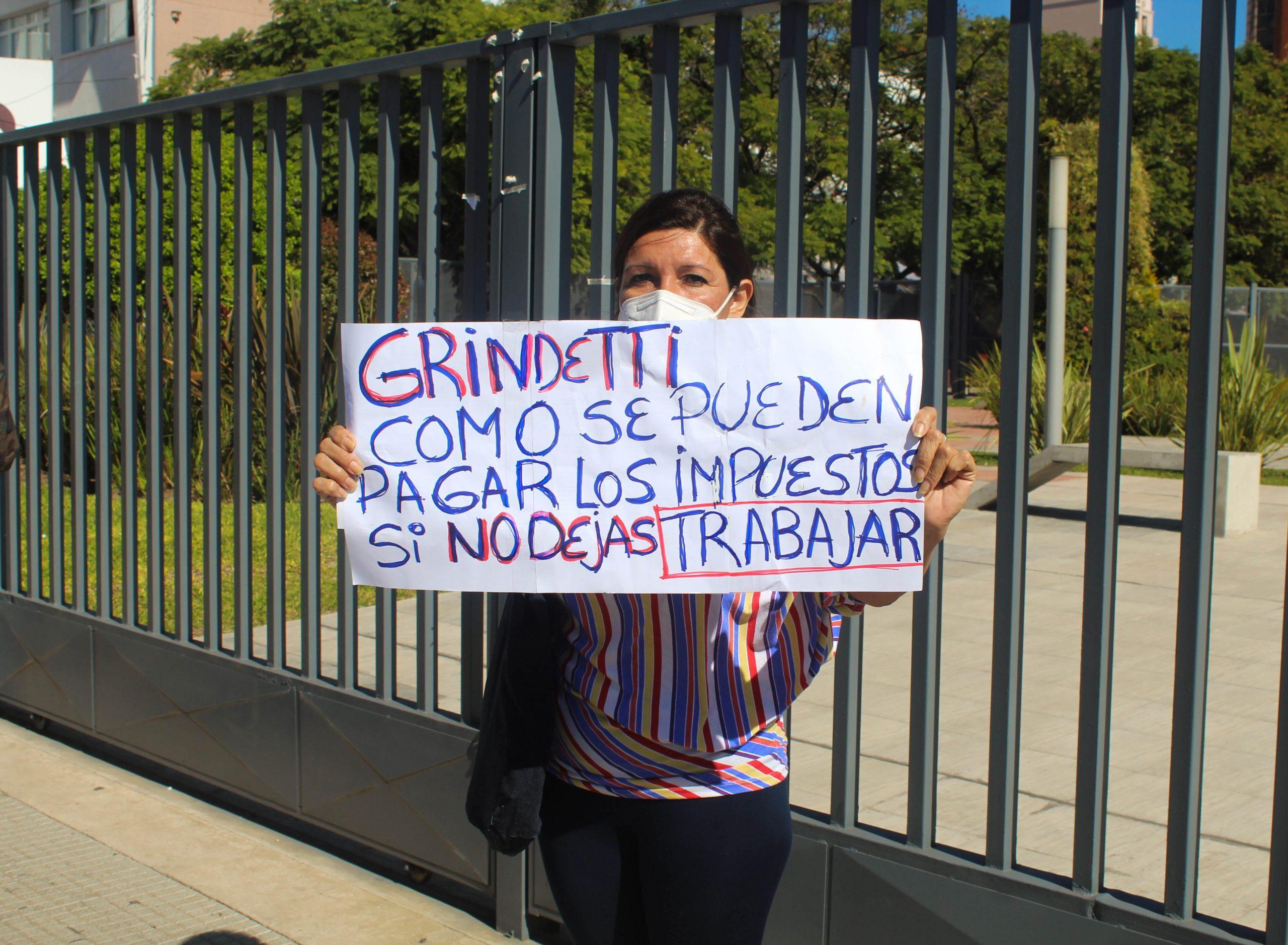Lanús: protesta por abusos en las inspecciones municipales y pedidos de coimas