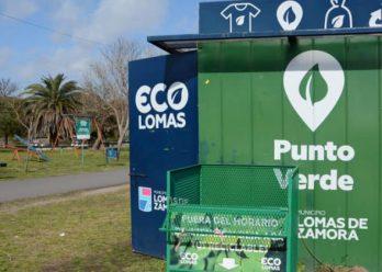 Qué son los puntos verdes: el plan que promueve el cuidado del medioambiente