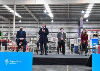 En Burzaco, el gobierno lanzó un programa para promover el empleo joven