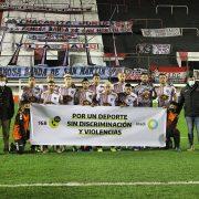 Los clubes de la región avanzan con acciones para erradicar la discriminación en el deporte