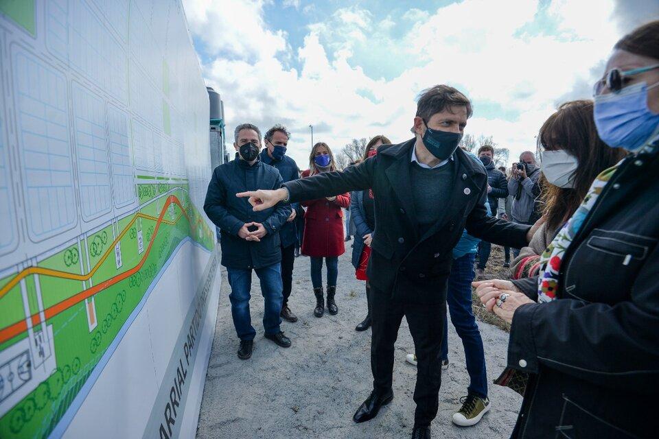 La provincia lanzó un plan de viviendas en Guernica