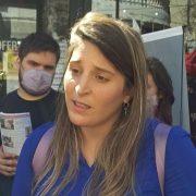 """Manuela Castañeira: """"No vamos a votar una ley anti obreros, no vamos a votar el ajuste"""""""