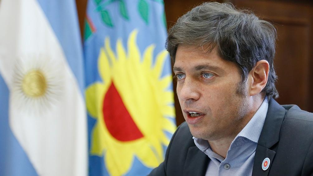 Kicillof reformula su gobierno y designa a Insaurralde como jefe de Gabinete