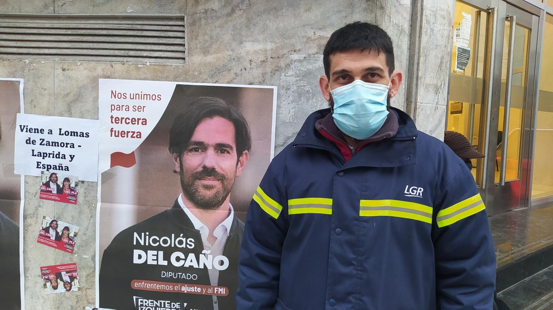 Elecciones PASO 2021: Dirigentes locales se solidarizaron con Andrés Padellaro por las amenazas sufridas