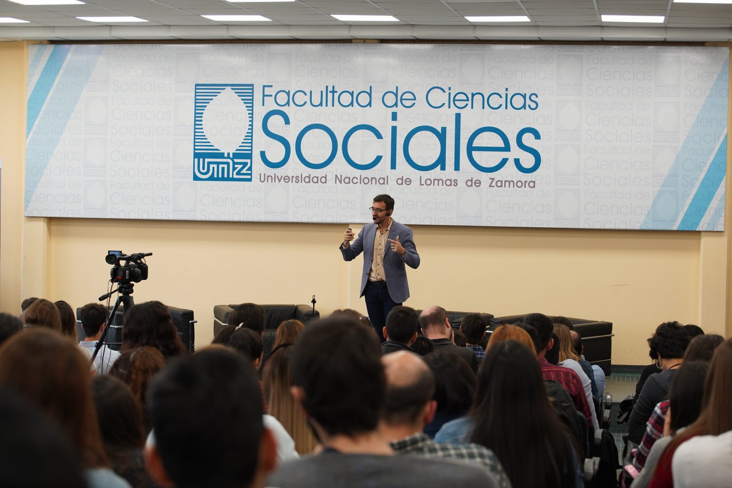 Se vienen las Cuartas Jornadas de Comunicación de la Facultad de Ciencias Sociales UNLZ