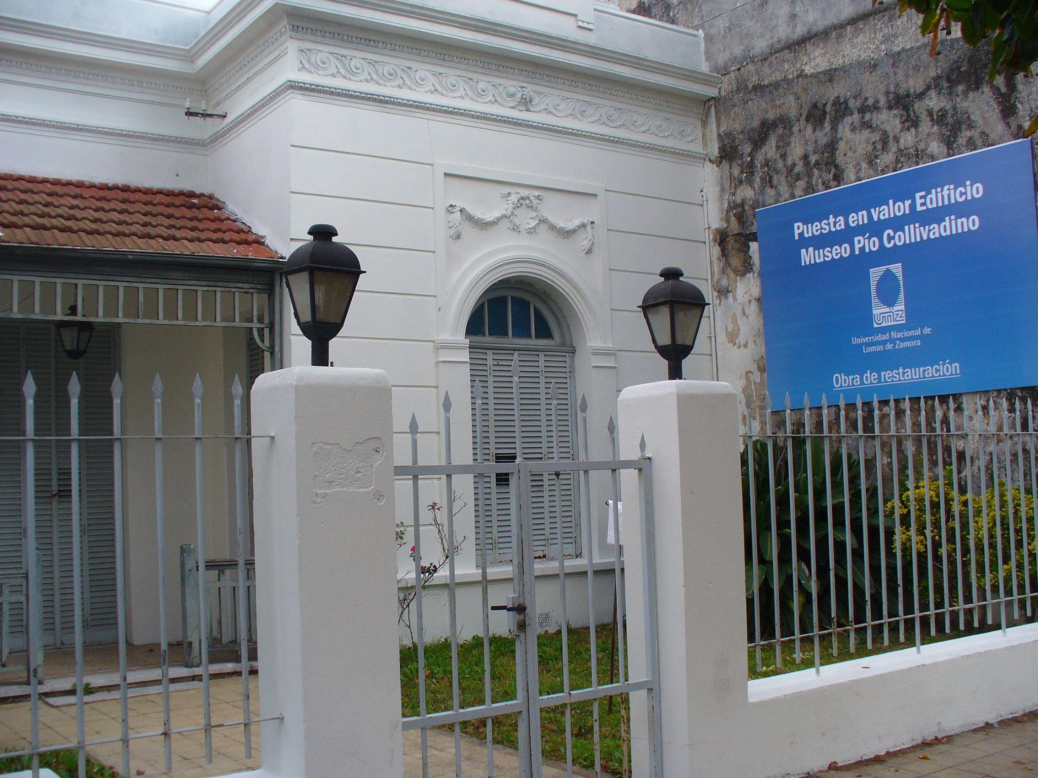 Remodelación del Museo Pío Collivadino