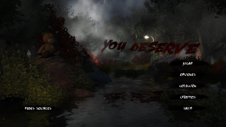 El videojuego You Deserve