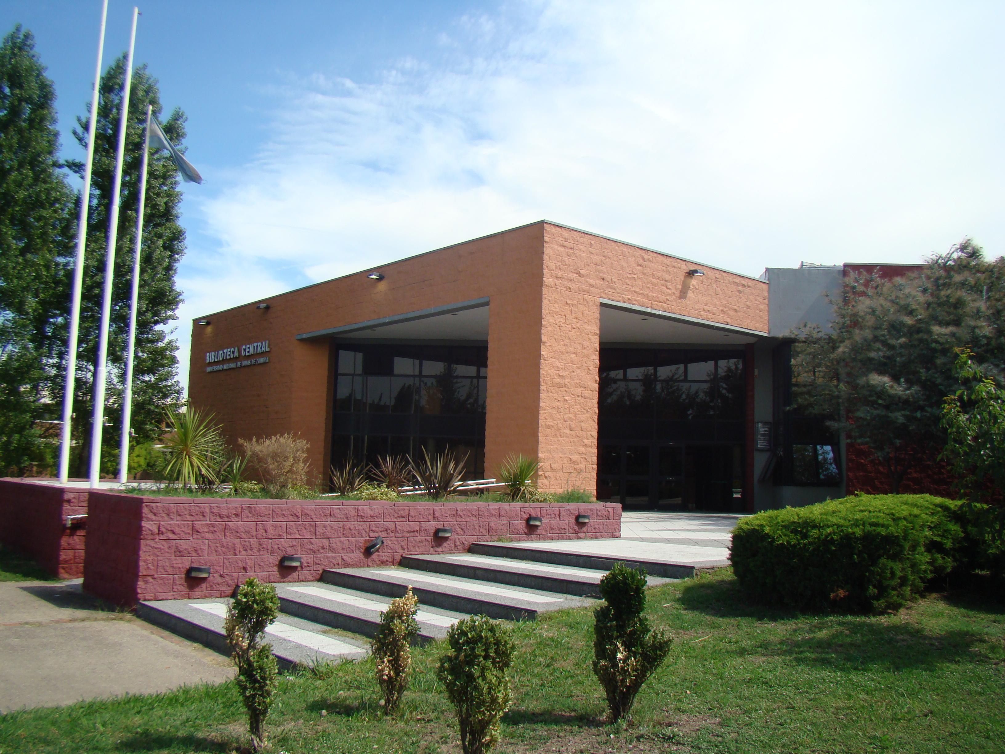 Biblioteca Central de la UNLZ