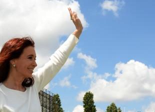 Cristina Fernández deja el gobierno